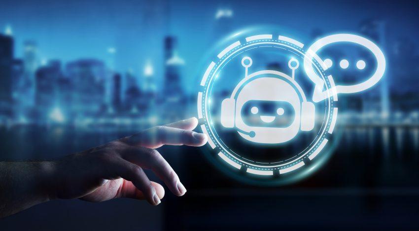AI自動自然対話型WebChatBot【FirstContact】