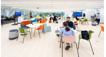 HENNGE株式会社、東京本社オフィスをリニューアル、働きやすい環境づくりへ