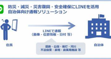 トランスコスモス、熊本市のLINE公式アカウントに「通報ソリューション」を提供